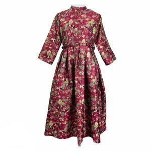 Dainty Jewells Floral  Dress L